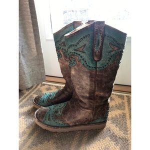 Old Gringo Fur Lined Boots